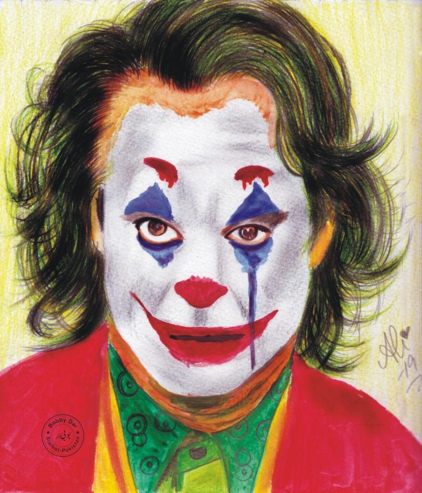 Joaquin Phoenix par bobbydar01@gmail.com